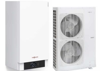 Vitocal 100-S 12KW